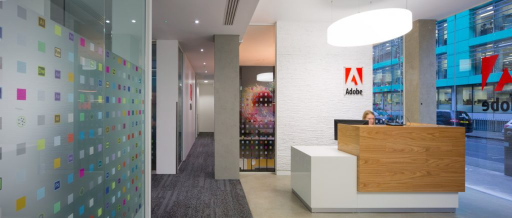 ... For A Brand Like Adobe. Weu0027re Delighted To Have Helped Them With This  Office Design And It Is A Case Study That Weu0027re Particularly Proud Of.u201d