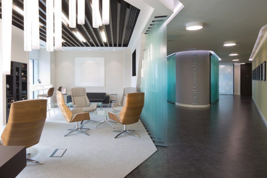 It is also important to select the right furniture for different areas of the office what we mean here is that selecting specific furniture can denote what