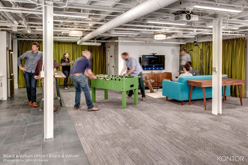 K2 Space Discusses Social Space In The Modern Office In FM World