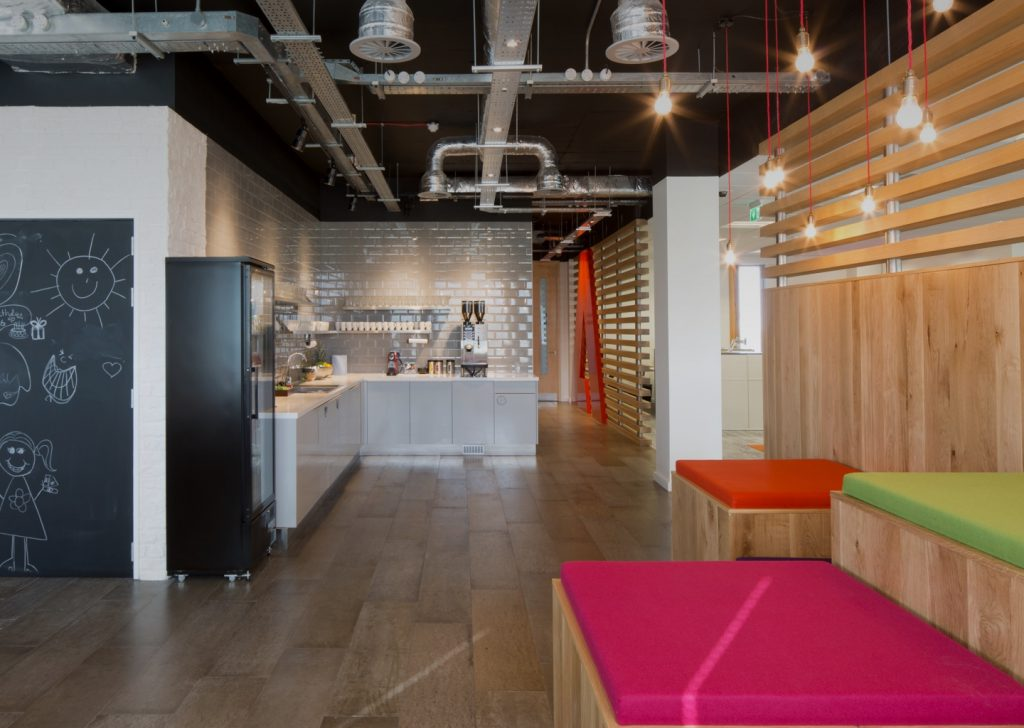 Office Design Company London