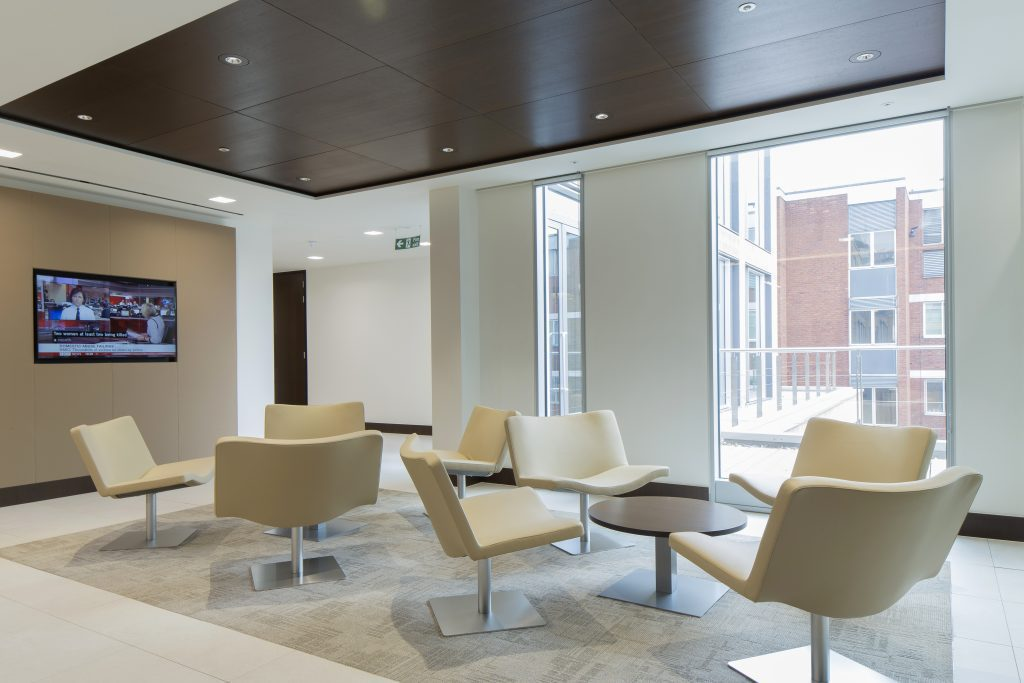 Beartooth advisors mayfair office design case study k2 for Office design case study