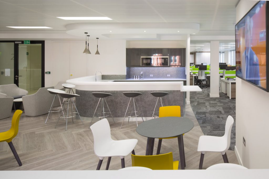 The Modern Office and the Importance of the Social Space ...