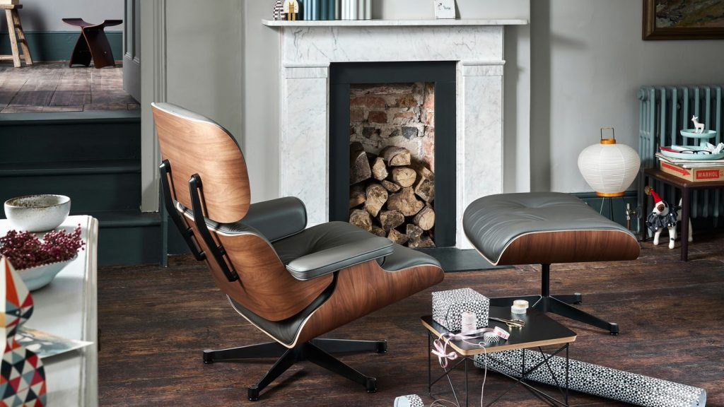 The vitra eames lounge chair a furniture classic k2 space