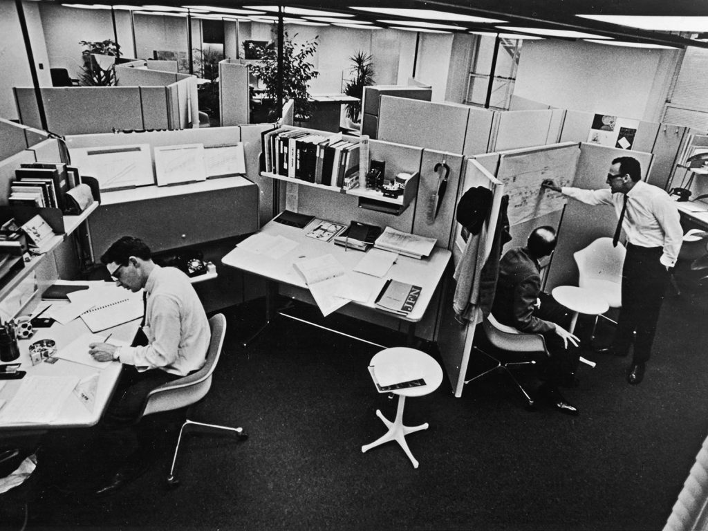 Superb History Of Office Design From The 1700S To Today K2 Space Download Free Architecture Designs Embacsunscenecom