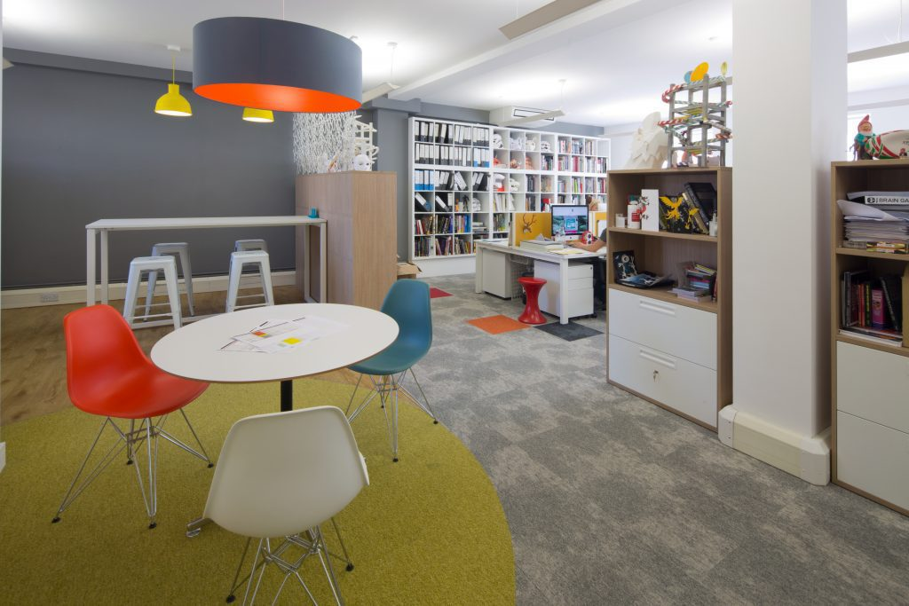 Office fit out costs in London | How much does an office fit out cost? & Office Fit Out Costs | How Much Does An Office Fit Out Cost | K2 Space