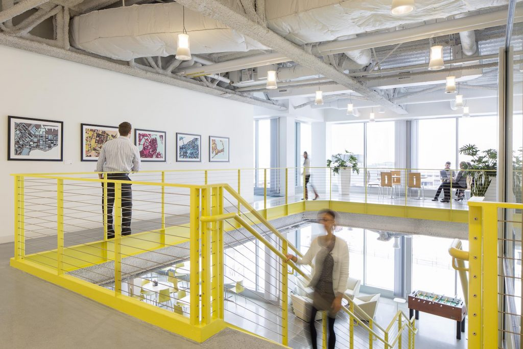 Office design and artwork how artwork can inspire creativity