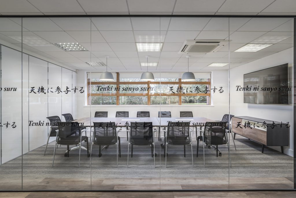 Office design office fit out company london k2 space for Office fit out companies