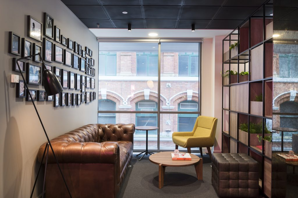 Law Firm Workplace Design | Latham & Watkins Manchester