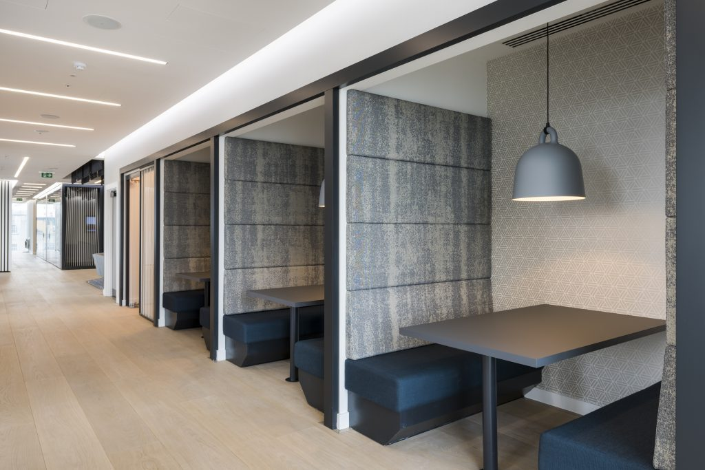 Law Firm Office Design | Squire Patton Boggs, Manchester